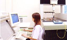 CNC三次元座標測定器